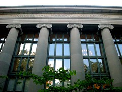 Harvard Law School Langdell Hall
