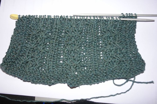 Augusts Intertwined Dishcloth
