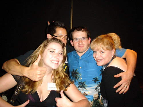 Rebecca, John, Ryan and Tanya