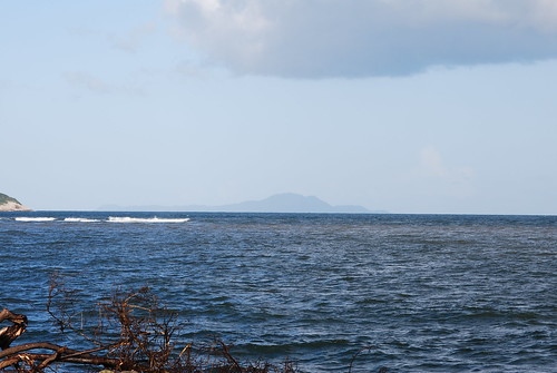 View of Vieques from Puerto Rico