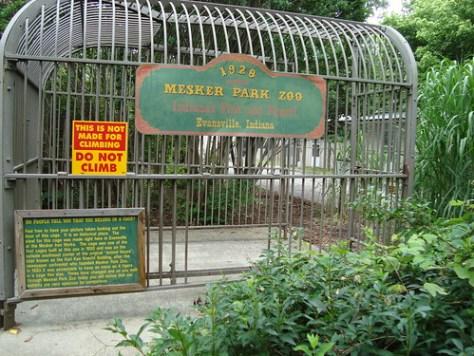 Original Zoo Cage