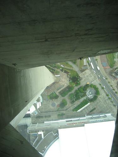 Glass Floor, CN Tower
