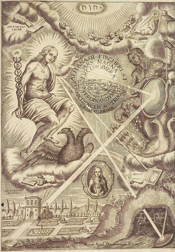 Ars Magna Lucis et Umbrae (frontispicio)
