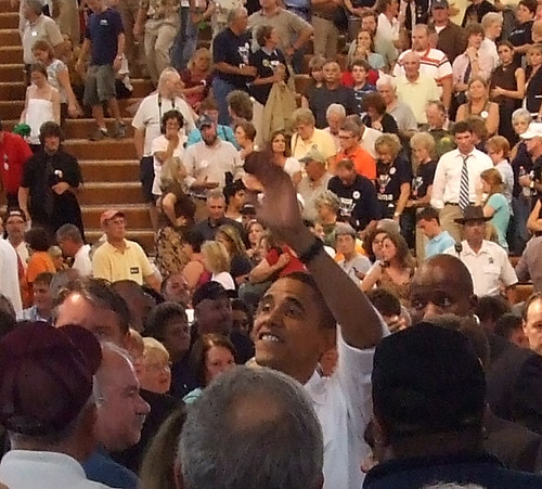Barack Obama 09-09-08 Lebanon, VA