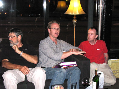 Walt, Bob, Gordon