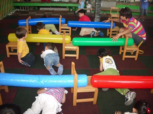 Hurdles for kids