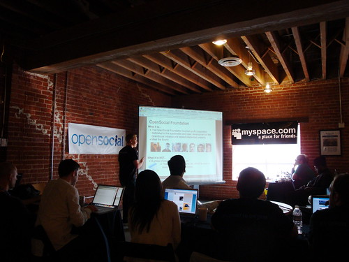 Lane LiaBraaten of Google on the Community