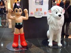 Osamu Tezuka Character Statues