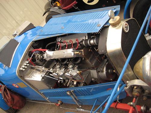 Motor eines Lombard