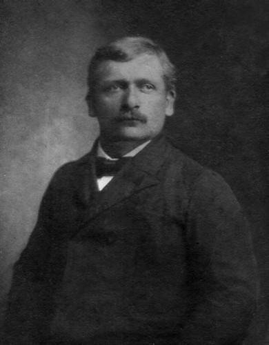 Anton F. Plattner, 1846 - 1928