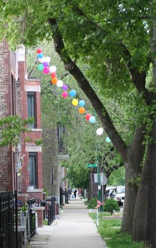 Side street color