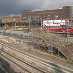 Bahnhofsecke