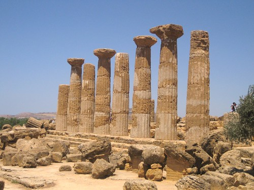 Agrigento - Valley of Temples