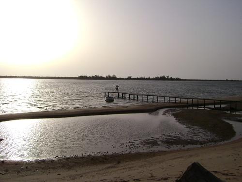 Zebrabar beach