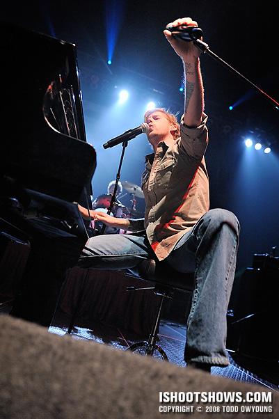 Jack's Mannequin @ the Chaifetz Arena -- 2008.09.26