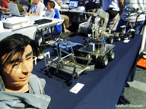 Robotica en Carpus Party