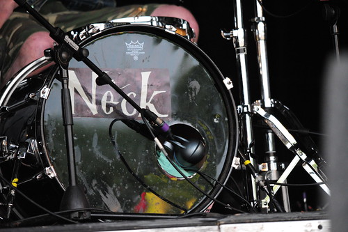 NeckLeeson O'Keefe (lead vocals, guitar, 5-string banjo), Liam Maher (tenor, banjo, backing vocals), Sara-Lou Bowrey (tin whistle, backing vocals, guitar, mandolin), Brendan Hartley (bass guitar), Kieran Power (drums), Seamus Mulready (fiddle).