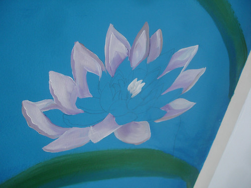 Lotus in Progress