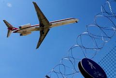 Planespotting @ Linate 01 Aug 2008/4