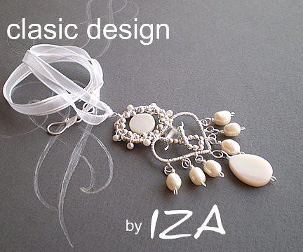 set-bijuterii-mireasa-perle-lucrate-manual by you.