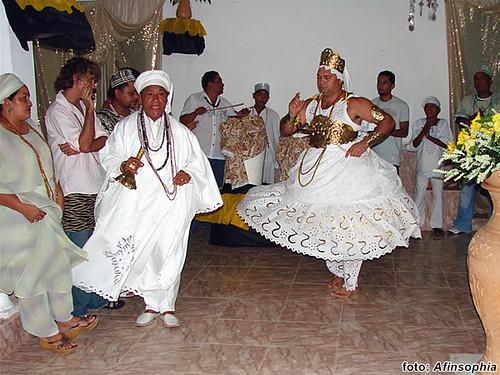 Festa pra Oxumaré (agosto/2007)