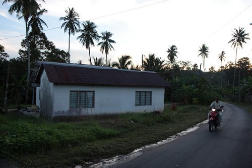 a kampung abode