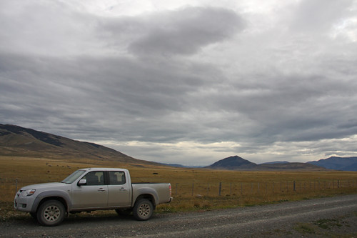 The road to Chingue (© 2009 clasticdetritus.com)