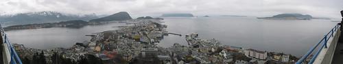 Panorama Ålesund