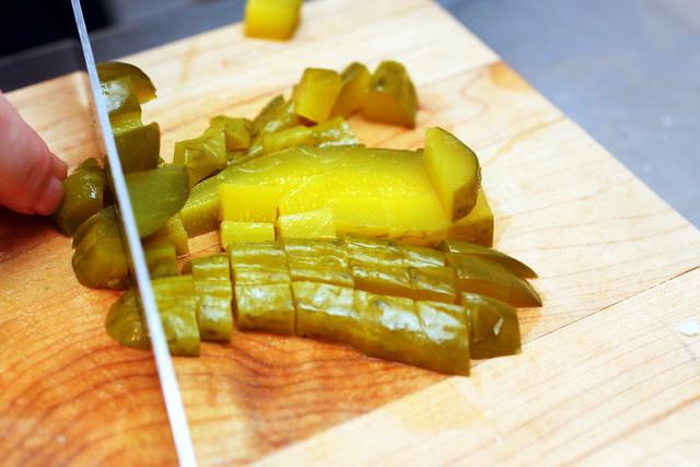 pickles for salad oliver