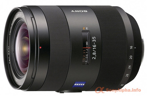 Sony Unveils Vario Sonnar T* 16-35mm f/2.8