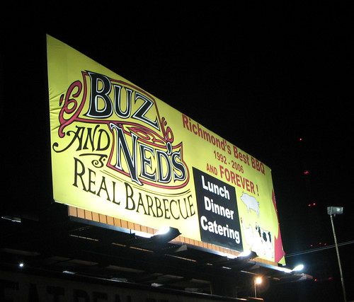 Buz & Ned's Real BBQ, Richmond VA by you.