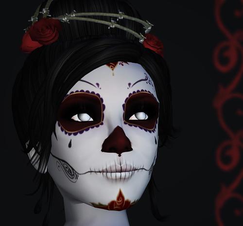 fancyfairy - dia de los muertos