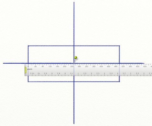 How to construct an ellipse, part 2b