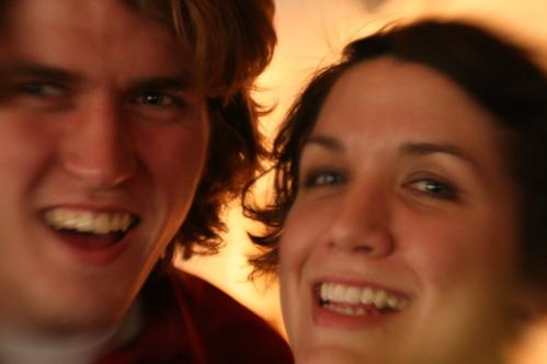 Liz and Charlie