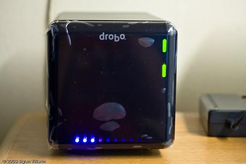 I has Drobo