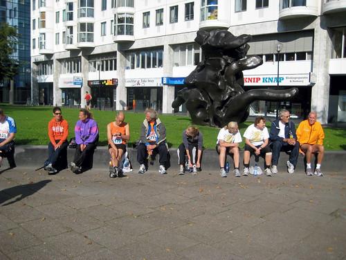Halve Marathon Rotterdam 2008 - 03