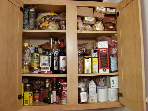 pantry, full view