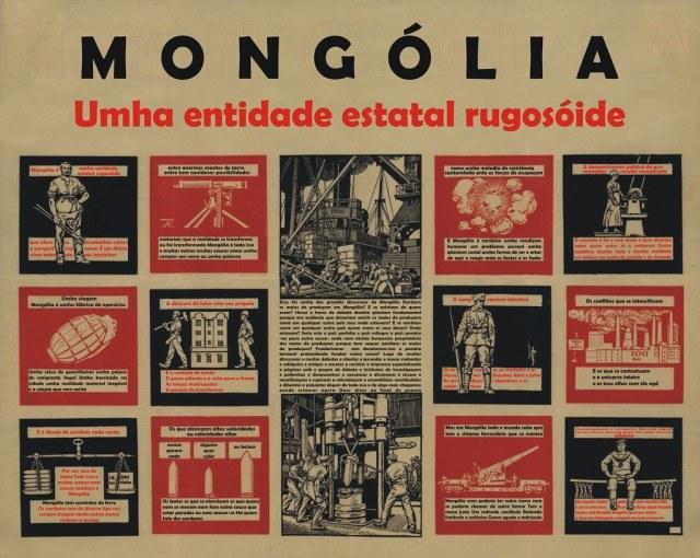 Mongólia, de Igor Lugris