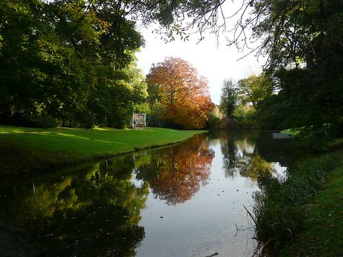 Stowe Gardens in Autumn