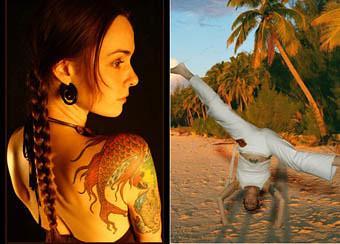 Malicia - the feminine in capoeira?