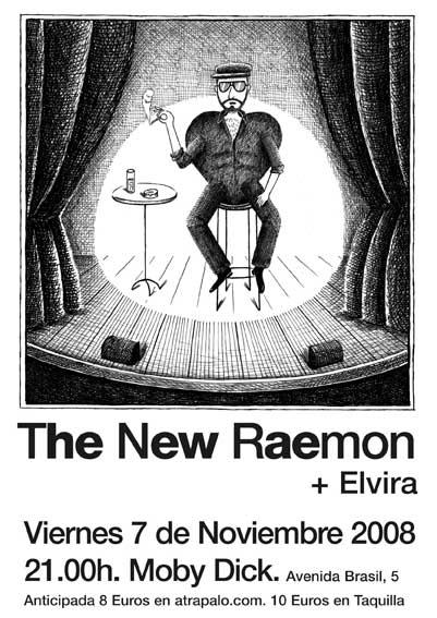 The New Raemon en Madrid con Elvira!!!!
