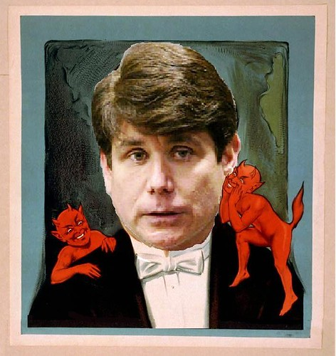 Blagojevich Legal Defense