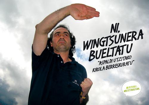 Iker - WINGTSUN-era bueltatu.