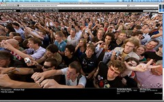 Obama in Berlin July 24, 2008 - Panorama by Mi...