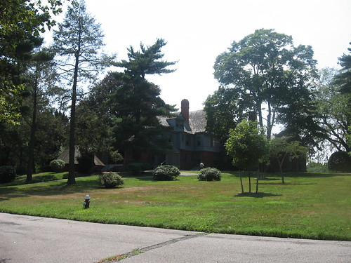 Sagamore Hill - Back View