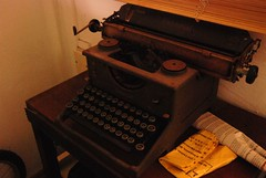 Antique Typewritter