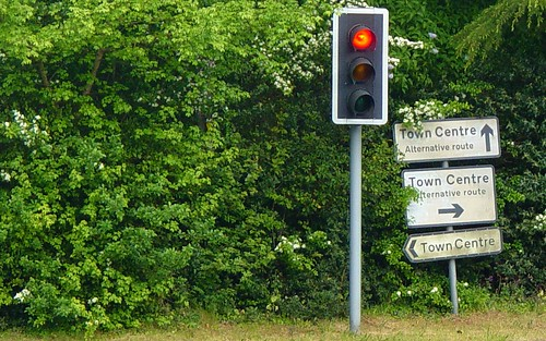 Which Way To The Town Centre? under Creative Commons, from foilman's photostream. Click pic for link.