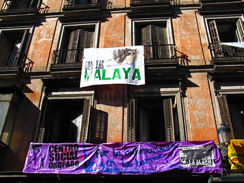 Palacio Malaya@Atocha Madrid