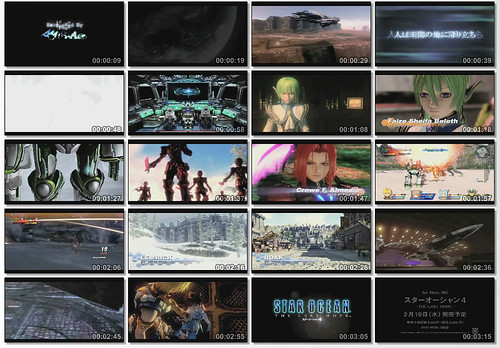Trailer Star Ocean 4 The Last Hope