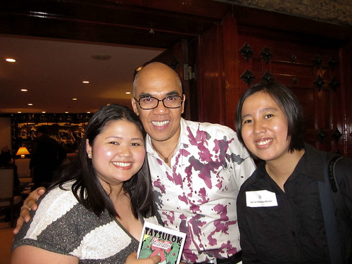 Me and Karla with Boy Abunda
